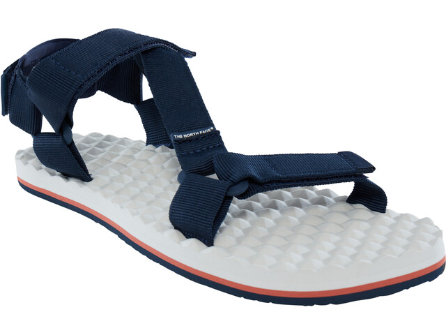 The North Face M's Base Camp Switchback Sandals Urban Navy/Weathered Orange